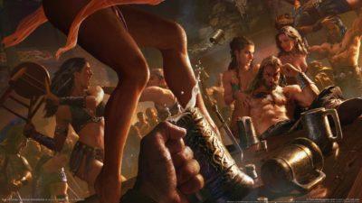 [Critique] Age of Conan : Hyborian Adventures