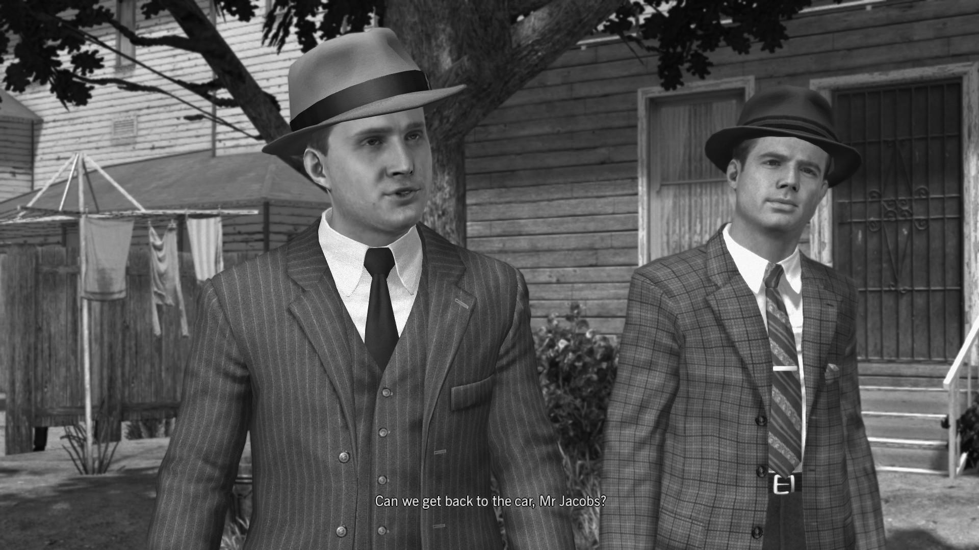 [Critique] L.A. Noire